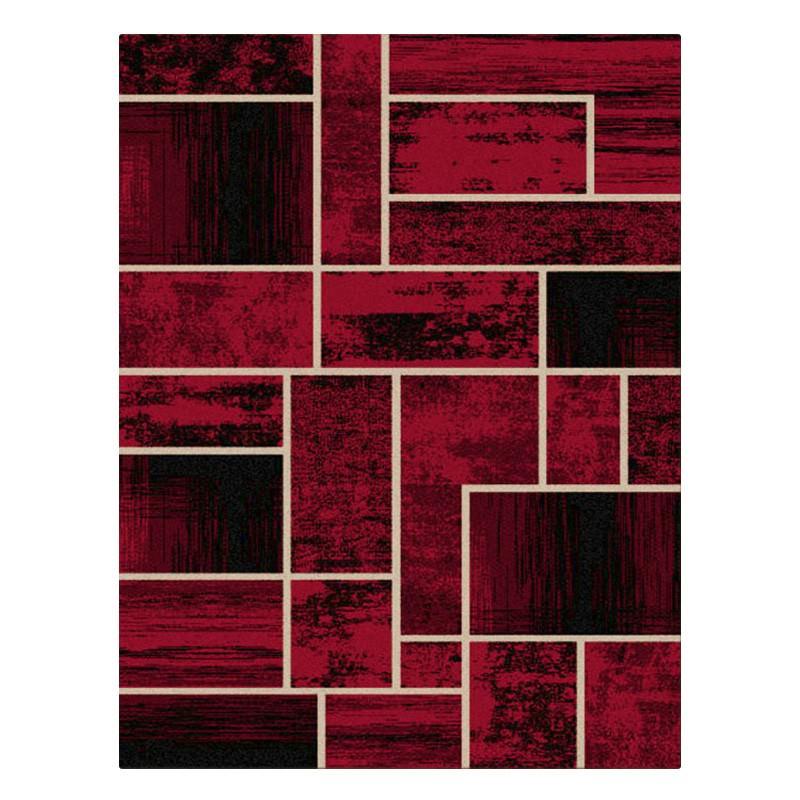 Legacy Clifford Modern Rug, 200x290cm, Red