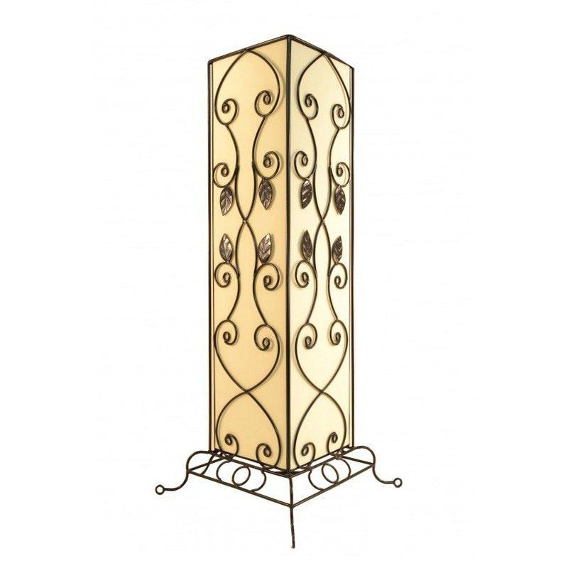 Rovan 63cm Cream Table Lamp
