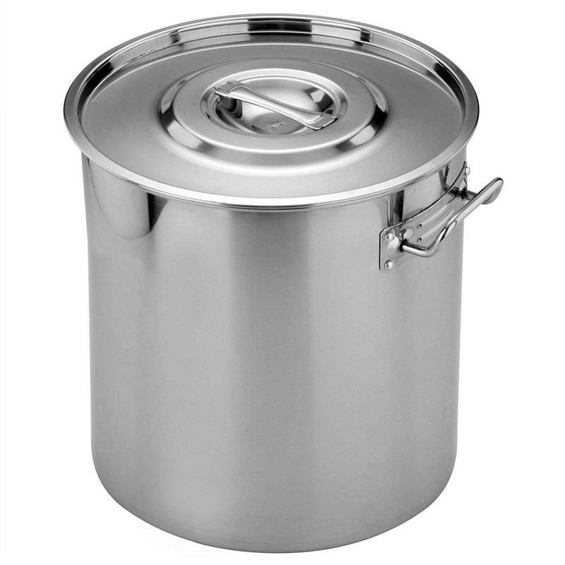 Stock Pro Commercial Grade Stainless Steel 88L Deep Stock Pot