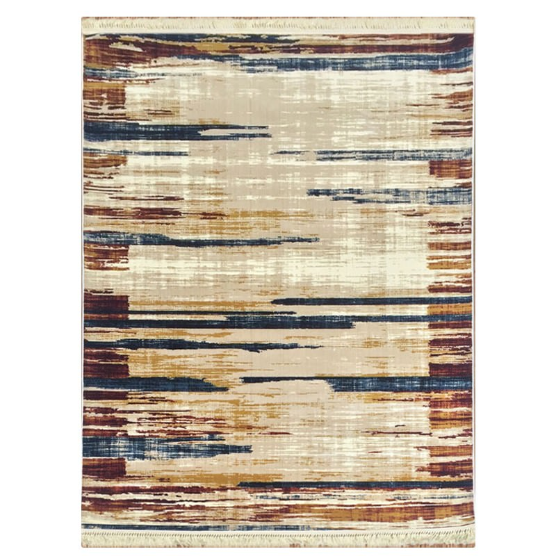 Apollo River Modern Rug, 120x170cm, Multi