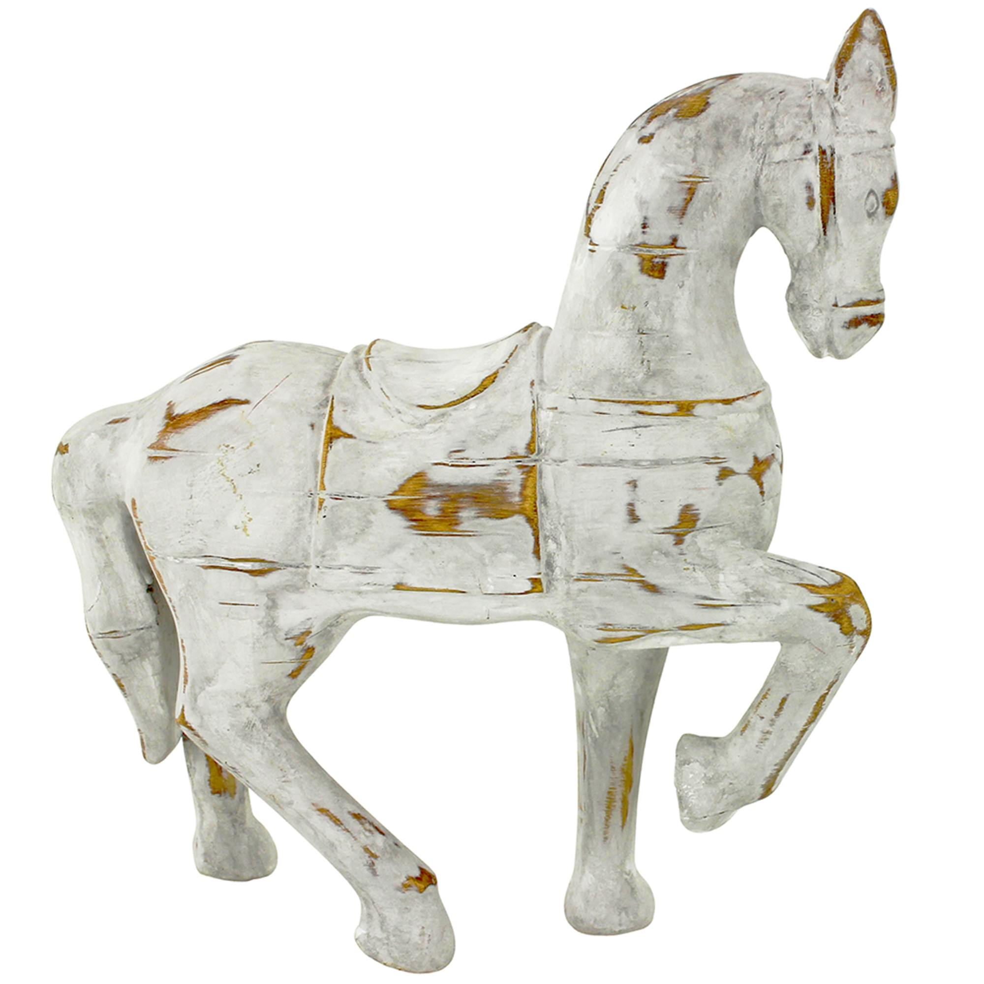 Mustafa Ceramic Horse Sculpture Large