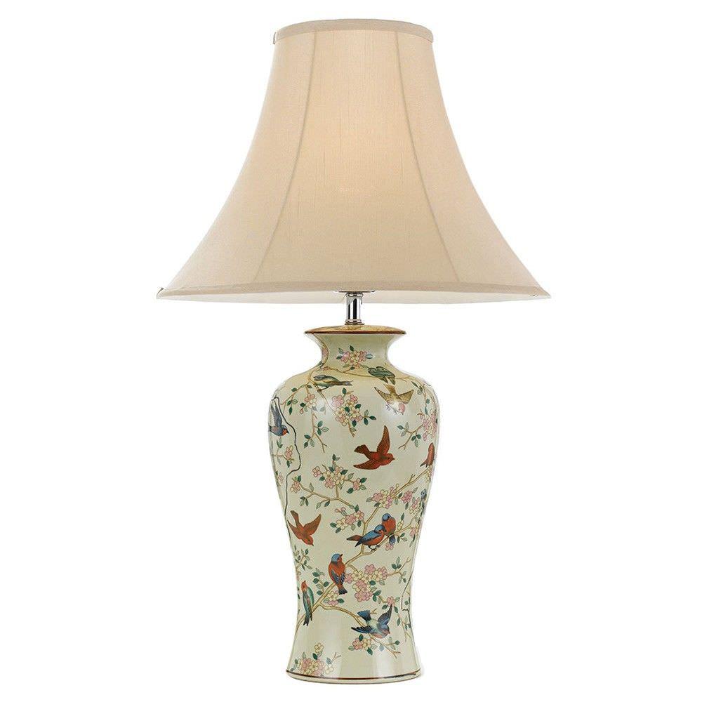Shibo Ceramic Base Table Lamp