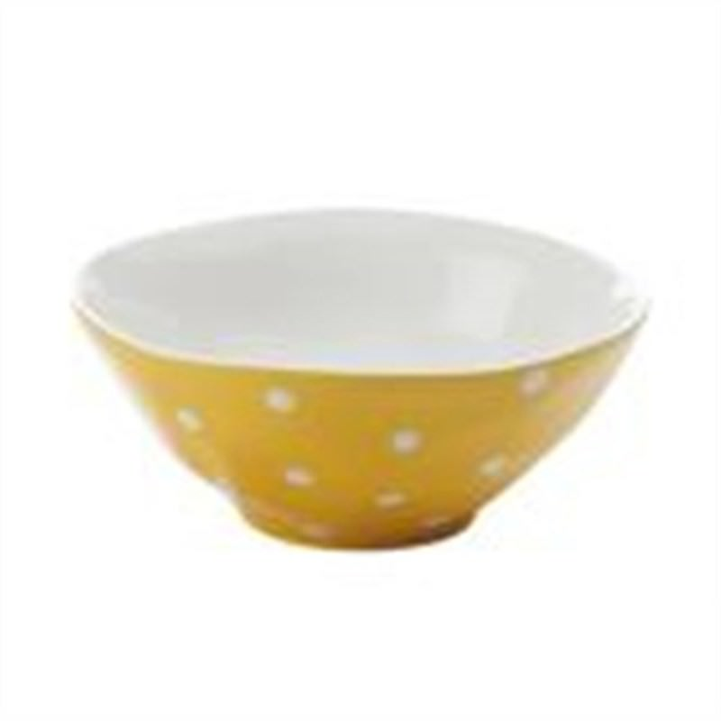 Maxwell and Williams - Sprinkle - Bowl 18cm Yellow