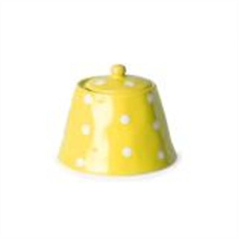 Maxwell and Williams - Sprinkle - Sugar Bowl Yellow
