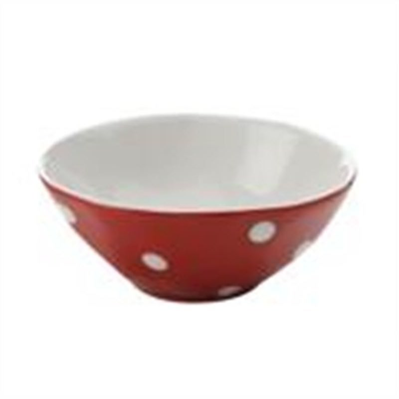 Maxwell and Williams - Sprinkle - Bowl 11cm Red