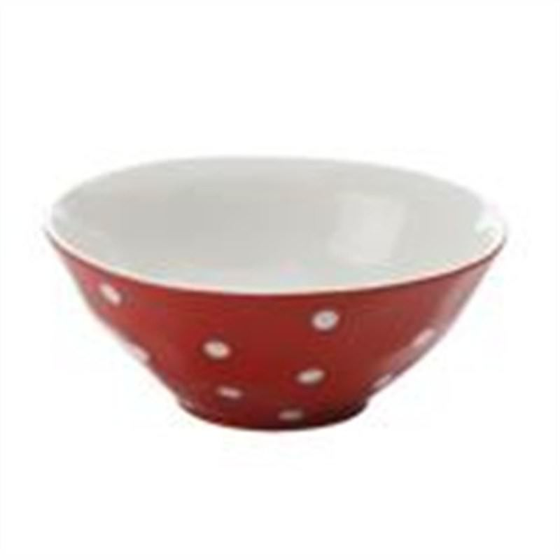 Maxwell and Williams - Sprinkle - Bowl 18cm Red