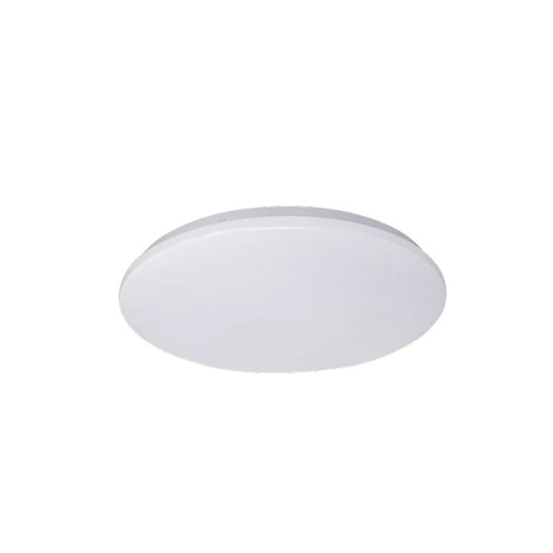 Sigma LED Oyster Ceiling Light, Round, Large