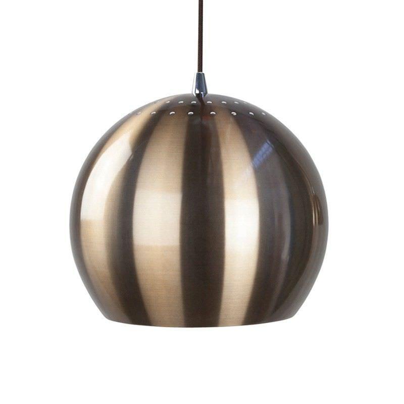 Inga Pendant Light - Brown