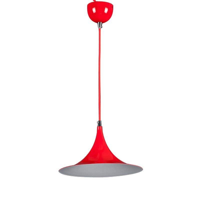 Mini Iole Pendant Light - Flame Red