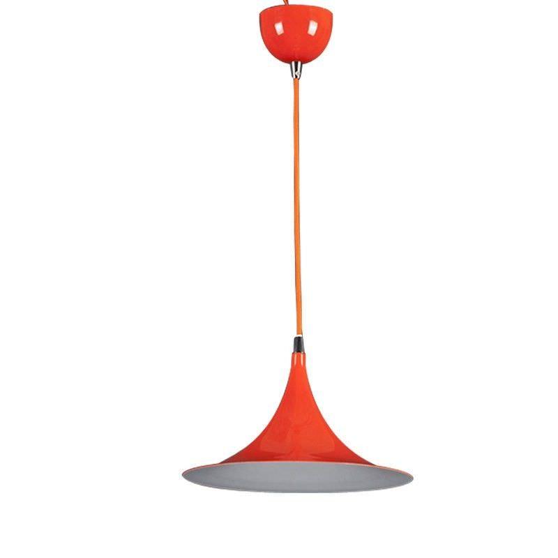 Mini Iole Pendant Light - Bright Red