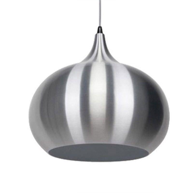 Kirke Pendant Light - Silver