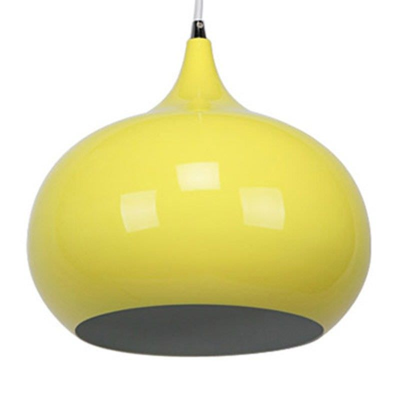 Kirke Pendant Light - Yellow
