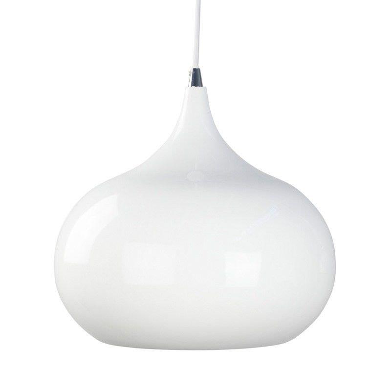 Kirke Pendant Light - White
