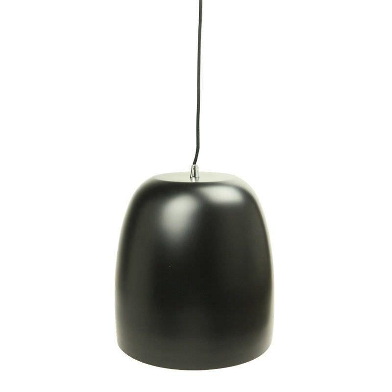 Pluto Pendant Light - Matte Black