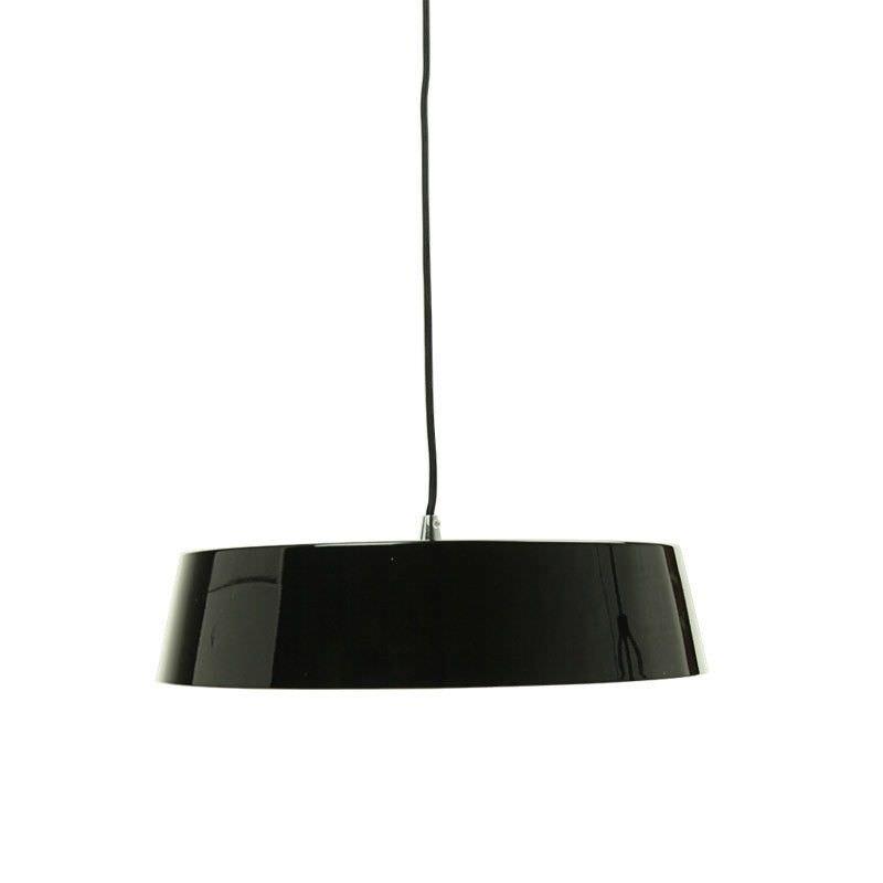 Priam Pendant Light - High Gloss Black
