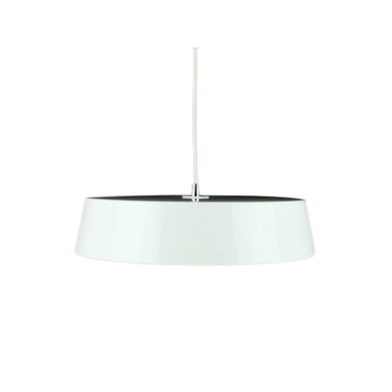 Priam Pendant Light - High Gloss White