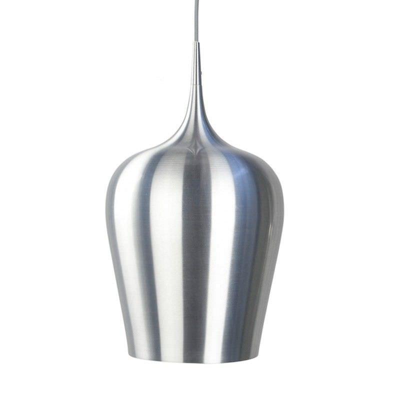 Erato Pendant Light - Silver
