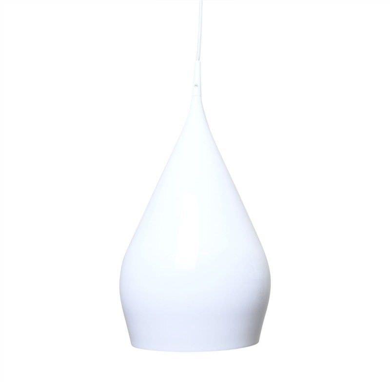 Eris Pendant Light - Glossy White
