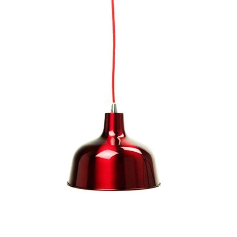 Dania Pendant Light - Wine Red