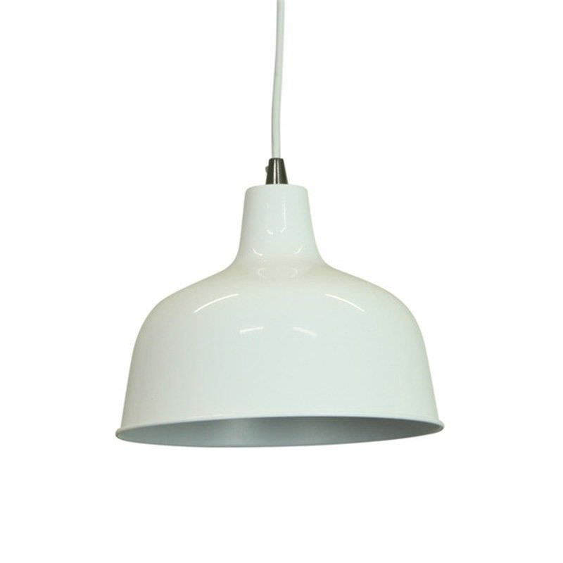 Dania Pendant Light - White