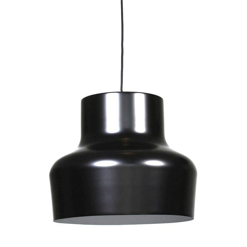 Aron Metal Pendant Light - Black