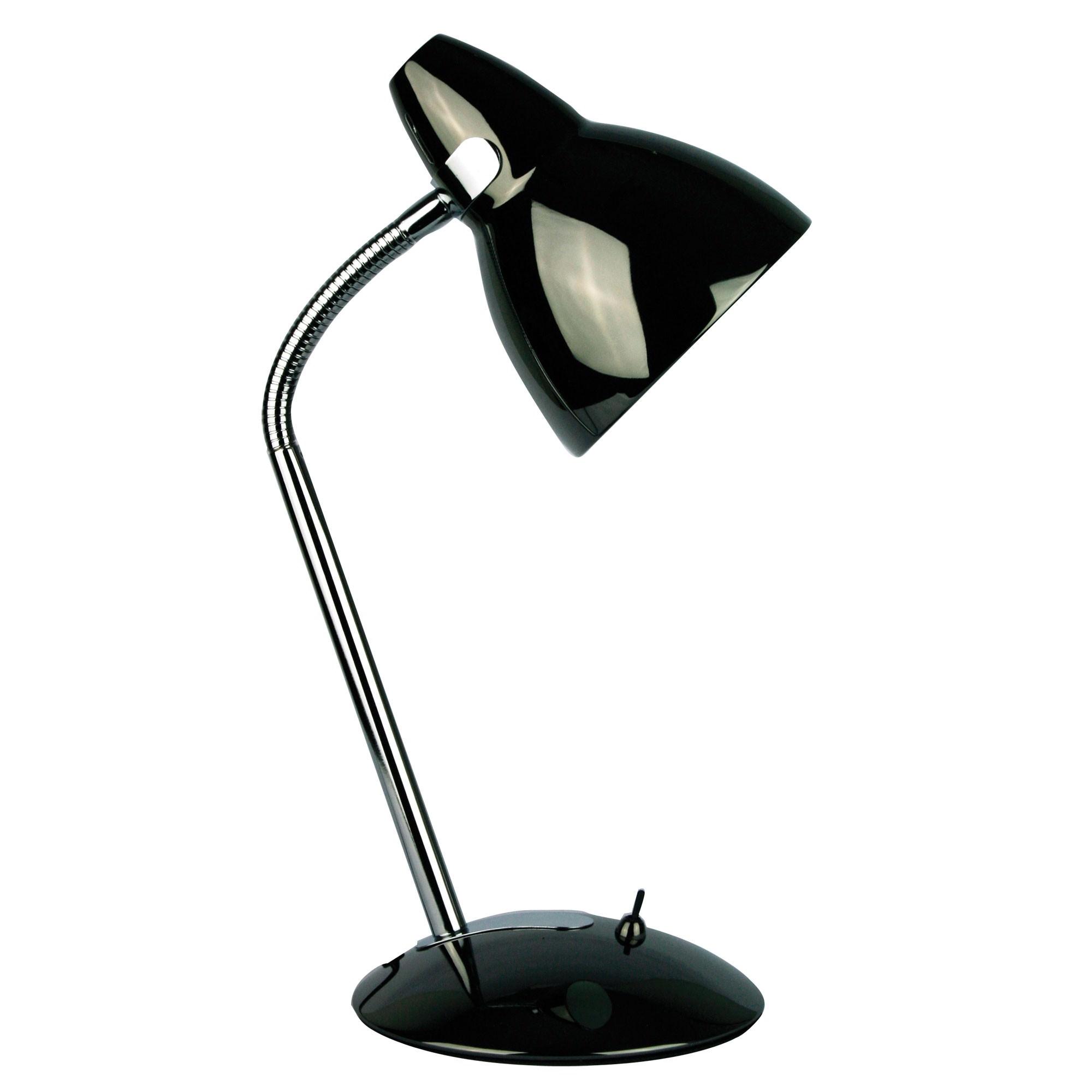 Trax Metal Desk Lamp, Gunmetal