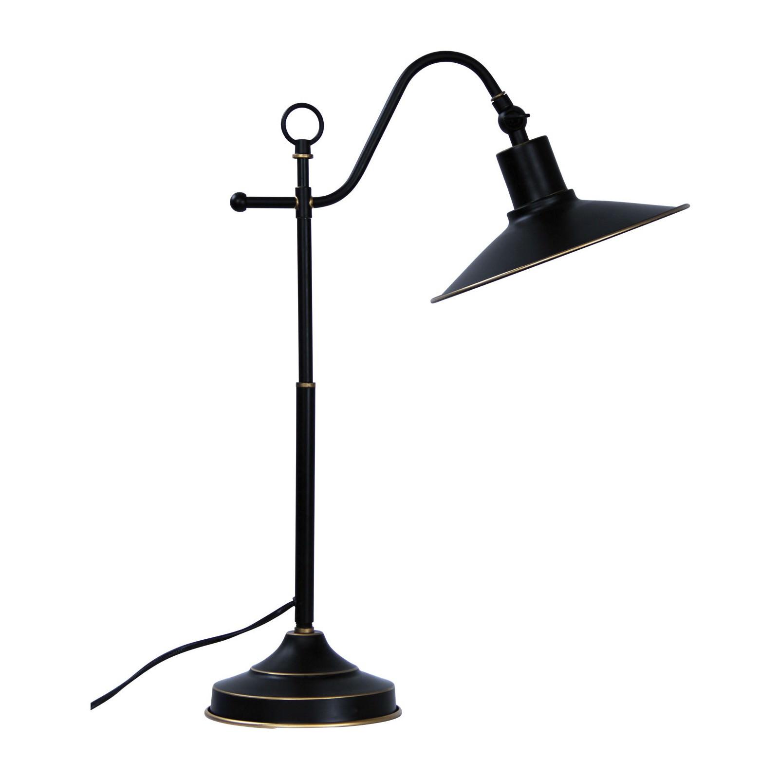 Boston Metal Table / Desk Lamp