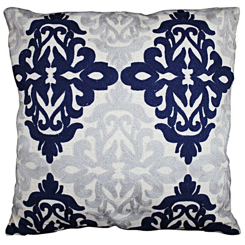 Set of 2 Evron Fabric Cushions