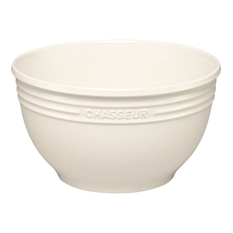 Chasseur La Cuisson Medium Mixing Bowl - Antique Cream