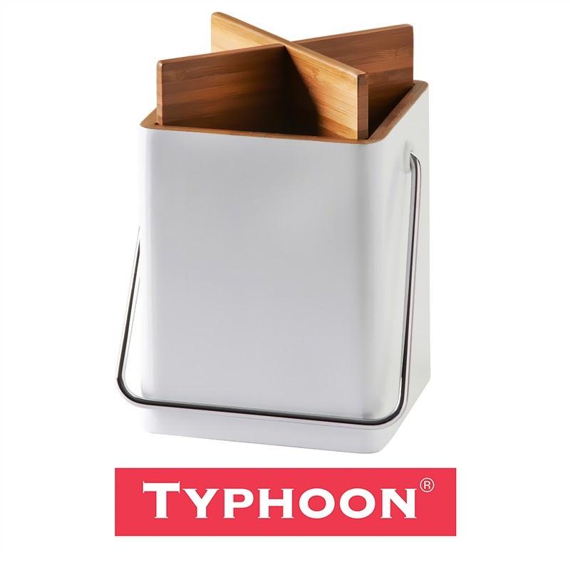 Typhoon Connect Bamboo Cutlery Caddy
