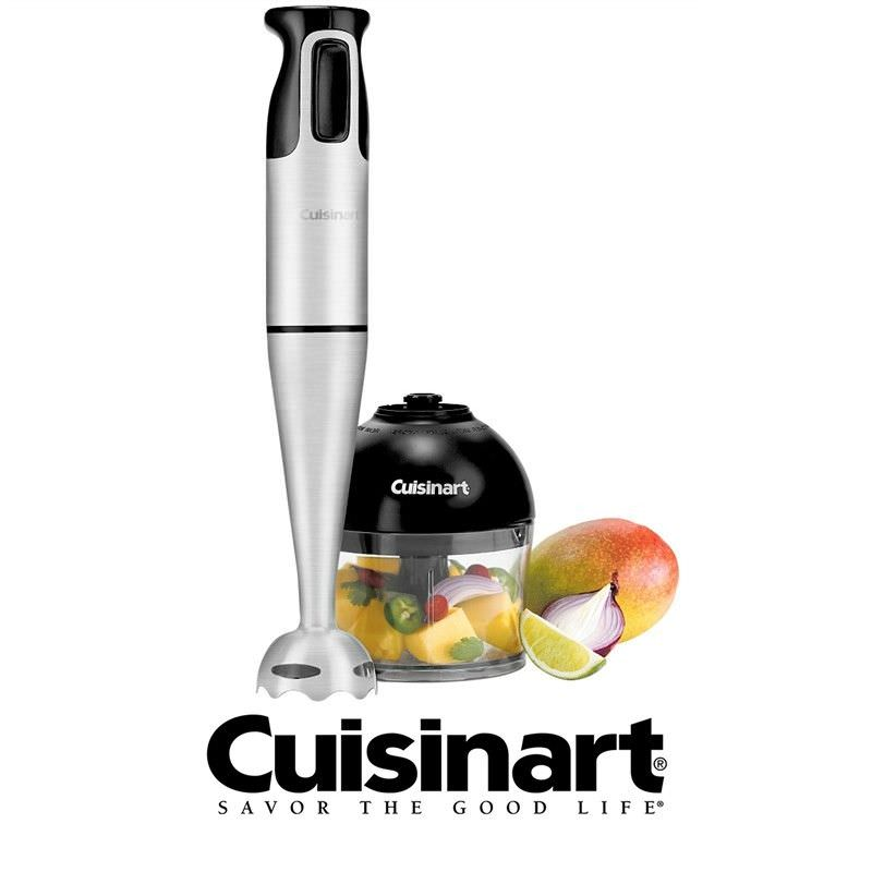 Cuisinart Stick Blender with Accessories - Silver