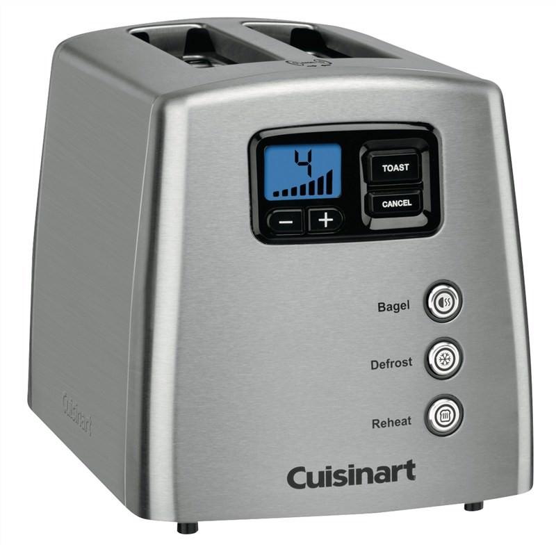 Cuisinart 2 Slice Toaster - Stainless Steel