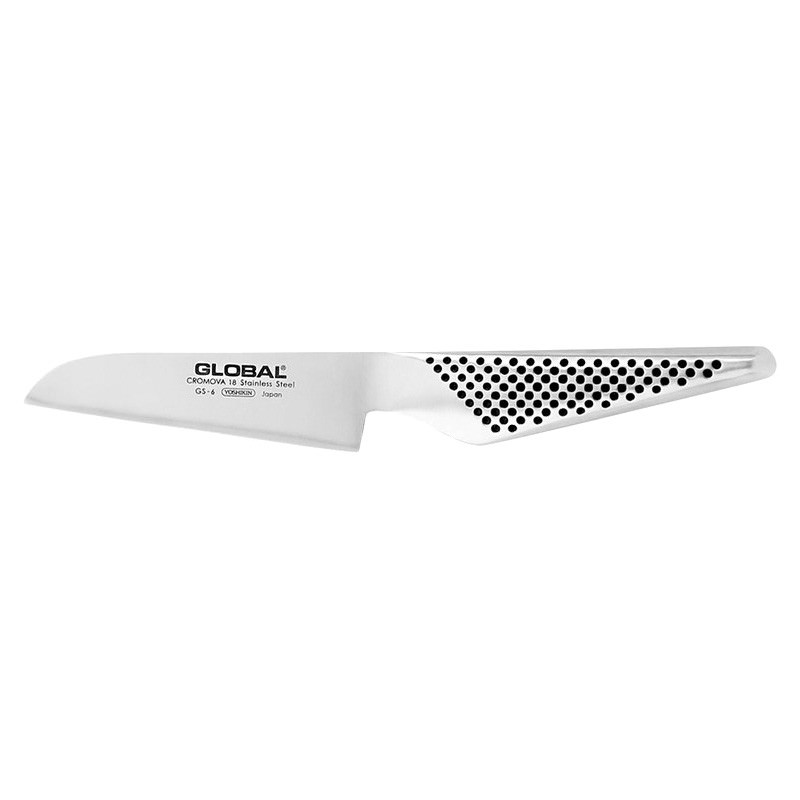 Global GS Series 10cm Straight Paring Knife (GS-6)