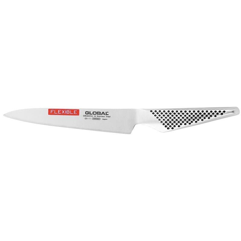 Global GS Series 15cm Plain Utility Knife (GS-11)