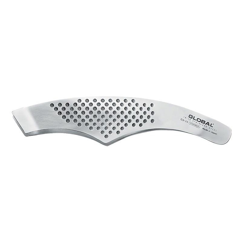 Global 14cm Curved Fish Bone Tweezers (GS-29)