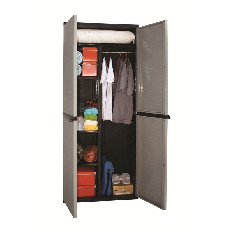 Multi Purpose Cabinet in Grey