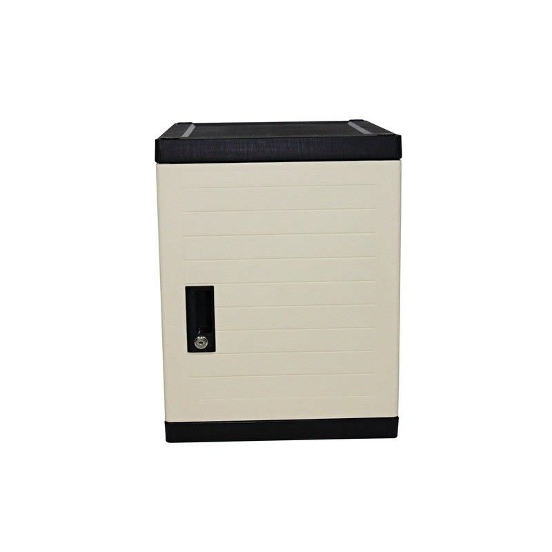 Optimus Cube with Lock, Beige