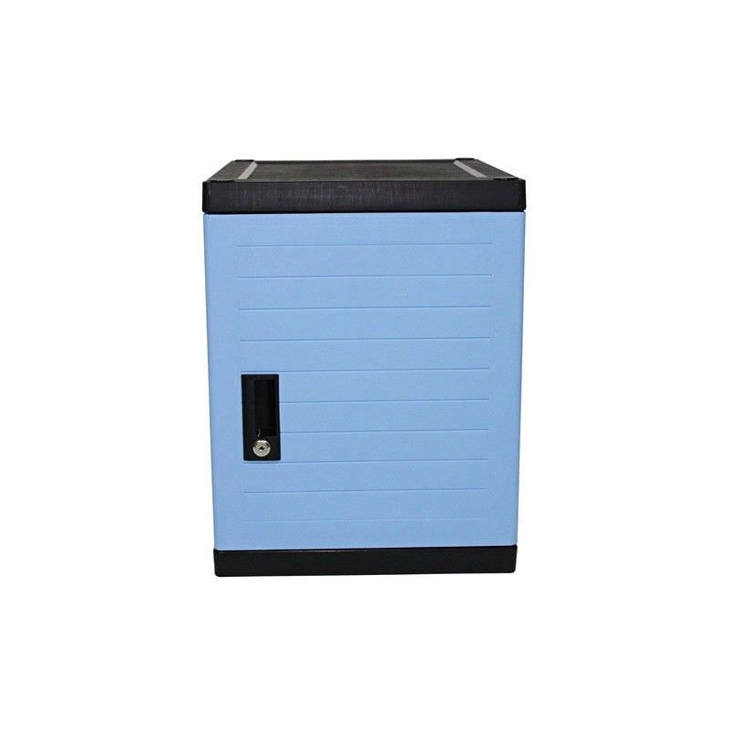 Optimus Cube with Lock, Blue