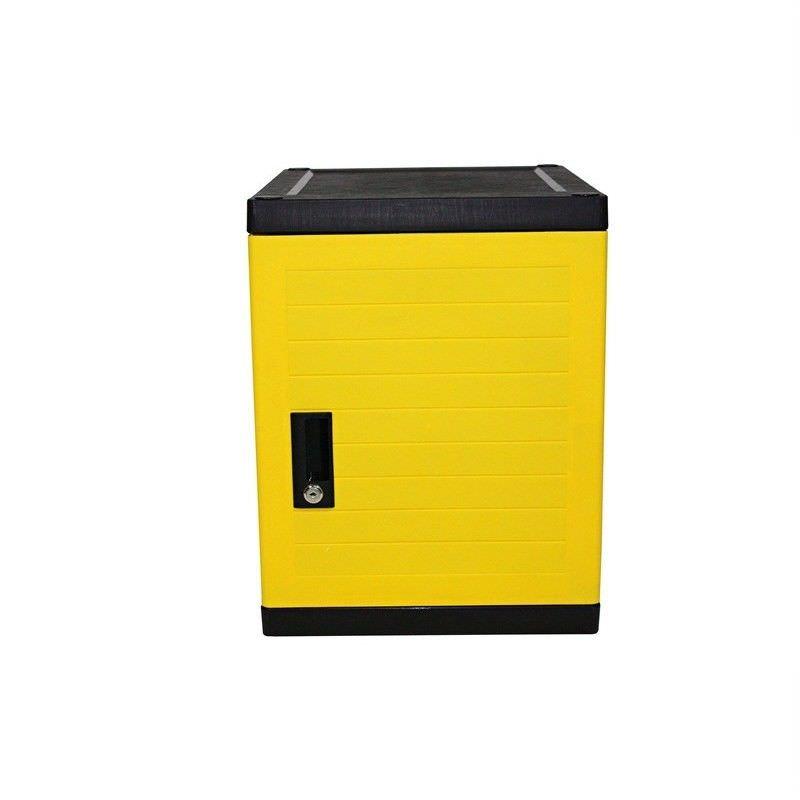 Optimus Cube with Lock, Yellow