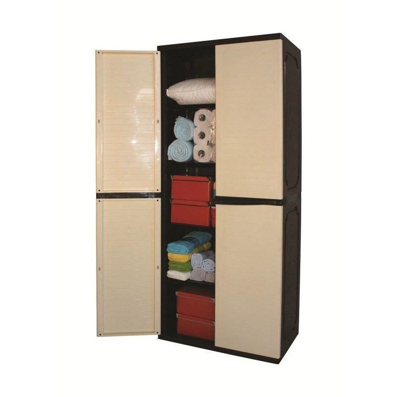 Large Storage Cabinet  in Beige