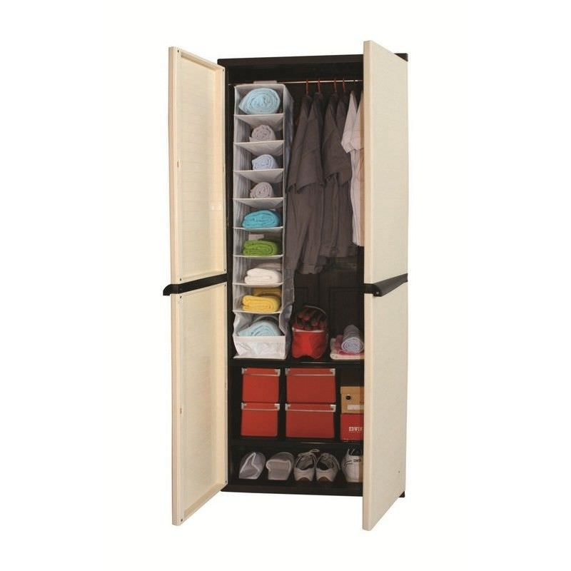 Large Wardrobe  in Beige
