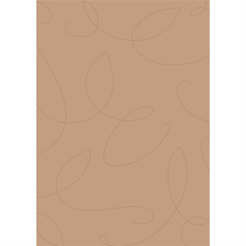 Wool Hand-Tufted Brown Contemporary Rug 160 x 230cm