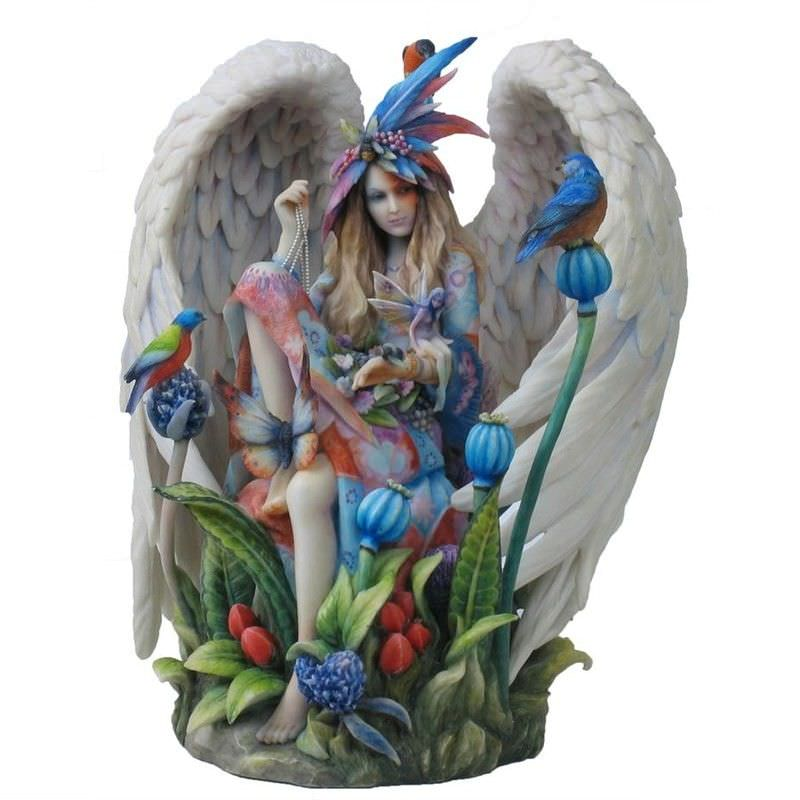 Sanctuary Angel Figurine