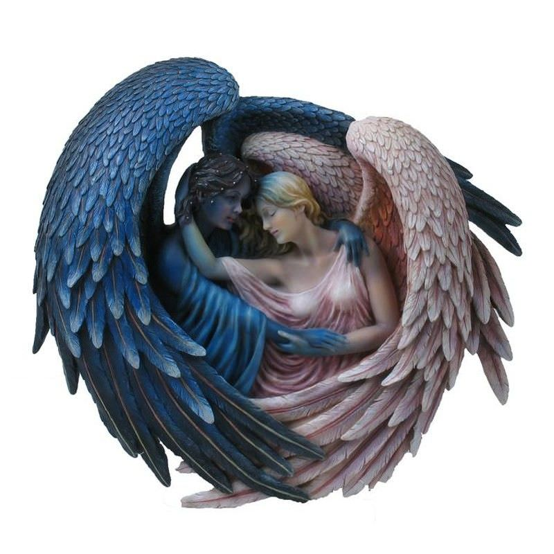 Sheila Wolk's Day Surrendering unto Night Wall Plaque (Limited Edition)