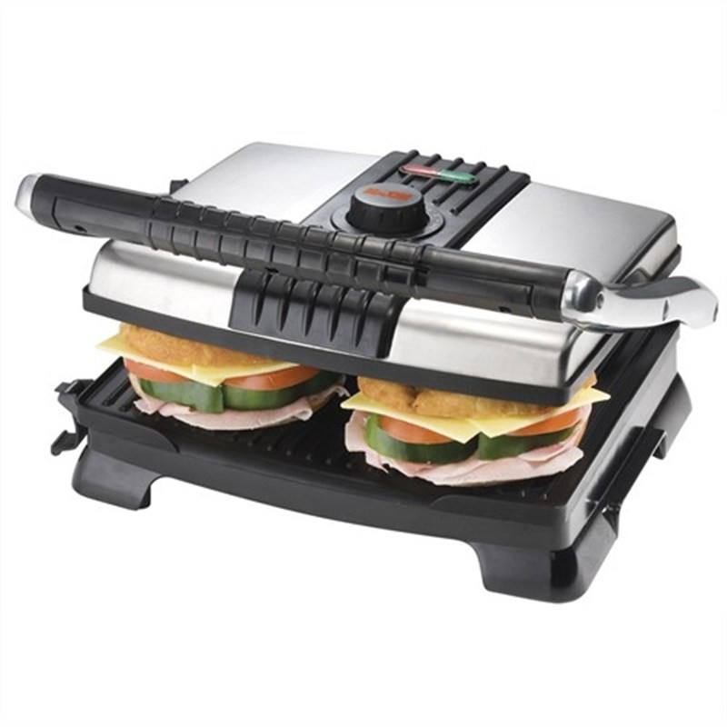 Maxim 2200W Sandwich Press and Grill