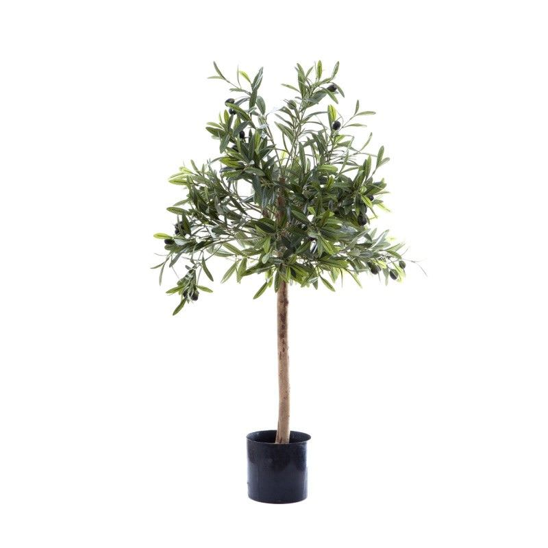 Artificial Olive Greeb Topping Tree