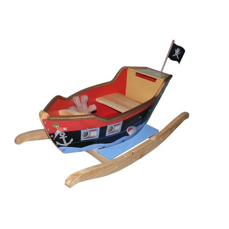 Rocking Pirate Ship