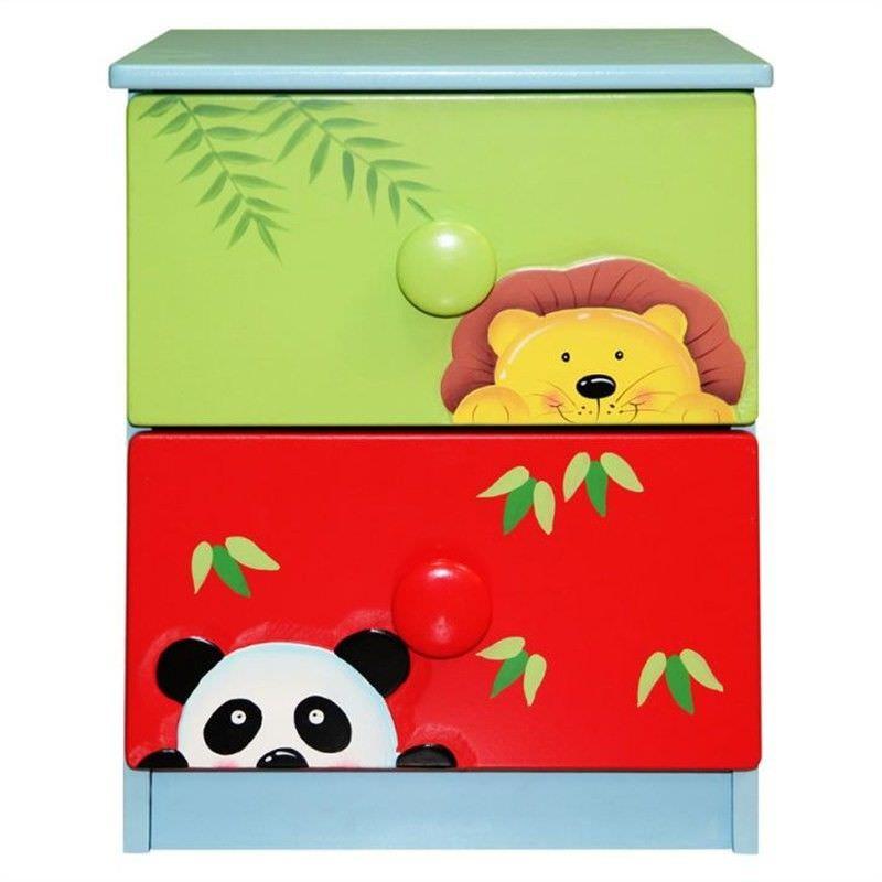 Sunny Safari 2 Drawer Cabinet
