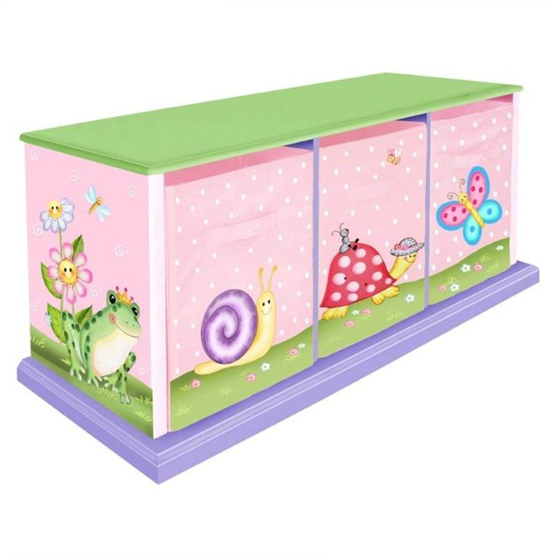 Magic Garden 3 Bag Storage Cabinet
