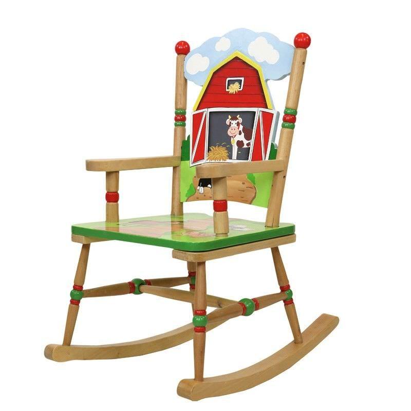 Teamson Happy Farm Room Rocking Chair